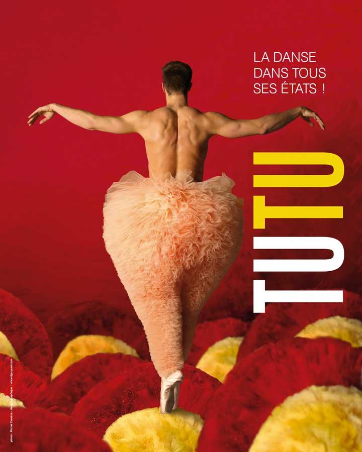 Read more about the article Les théâtres réouvrent et Tutu est de la partie !